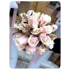ΣΤΟΛΙΣΜΟΣ ΓΑΜΟΒΑΠΤΙΣΗΣ ΓΙΑ ΚΟΡΙΤΣΙ ΣΕ ΥΦΟΣ VINTAGE - ΜΗΤΡΟΠΟΛΗ ΘΕΣΣΑΛΟΝΙΚΗΣ - ΚΩΔ.:DM-2812 Floral Wreath, Wreaths, Rose, Flowers, Plants, Vintage, Home Decor, Floral Crown, Pink