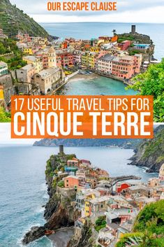 Visiting Cinque Terre soon? These travel tips for Cinque Terre will ensure your … Visiting Cinque Terre soon? These travel tips for Cinque Terre will ensure your trip goes off without a hitch! Italy Travel Tips, Travel Destinations, Budget Travel, Holiday Destinations, Travel Ideas, Travel Guide, Italy Vacation, Vacation Trips, Italy Trip