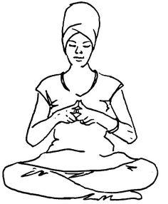 Common Mistakes and Misunderstandings About Yoga? Kundalini Yoga Poses, Kundalini Meditation, Easy Meditation, Meditation Techniques, Breathing Techniques, Deep Breathing Exercises, Yoga Poses For Beginners, Pranayama, Aerobics