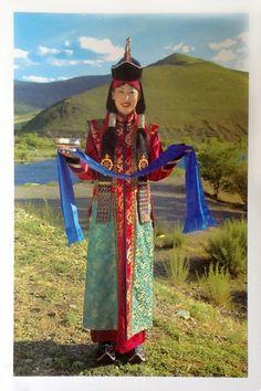 Mongolia ~ Postcards voyage
