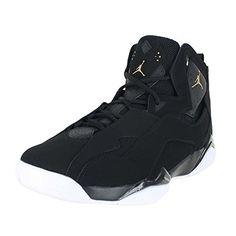 huge discount c52e9 993e4 Nike Jordan Men s Jordan True Flight Cool Grey Black Basketball Shoe 10 Men  US