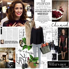 """Rose Byrne"" by mars ❤ liked on Polyvore"