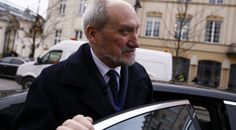 'Russophobic': Moscow blasts Polish minister's calling presidential plane crash 'act of terrorism'  http://pronewsonline.com  Defence Minister Antoni Macierewicz. © Kacper Pempel