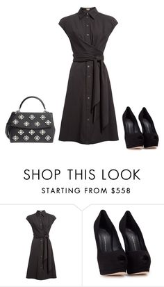 """""""mk"""" by rachd ❤ liked on Polyvore featuring Michael Kors, Giuseppe Zanotti and MICHAEL Michael Kors"""