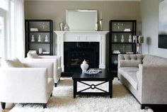 sherwin williams amazing grey, fireplace mantle