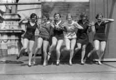 1926 dancers. Love them....