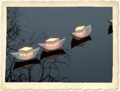 Lichtbootjes -Rite de Passage