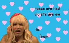 Make Valentine's Day a Little More Weird This Year With These Cards