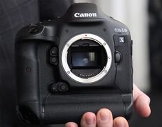 Canon EOS-1D X to arrive next week