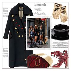 """""""Street Style ..."""" by dragananovcic ❤ liked on Polyvore featuring Liam Fahy and Marc Jacobs"""