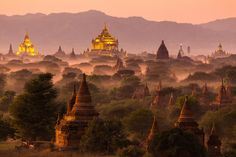 Planning a trip to see the temples of Bagan? Here's a list of the best pagodas to visit, including the best ones to see the sunrise and sunset from..