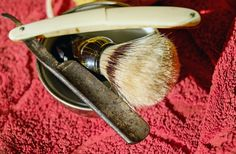 If you're just getting into the world of straight razors you'll want to check out this guide on how to sharpen a cut throat razor. Shaving Body Hair, Shaving Razor, Shaving Mustache, Fun Fact Friday, Dream Meanings, Pre Shave, Shave Gel, Long Beards, Straight Razor