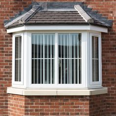 [ Upvc Bow And Bay Windows Sutton Double Glazed London The Difference Between Window Design Build Pros ] - Best Free Home Design Idea & Inspiration Upvc Windows, Bay Windows, Bay Window Living Room, Garage Extension, Window Design, Building Design, Blinds, Garage Doors, Bow