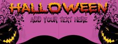 Halloween Banner #8062 Halloween Banner, Ads, Movie Posters, Movies, Films, Film Poster, Cinema, Movie, Film