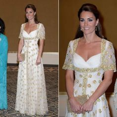 Royal style: Kate Middleton's best evening gowns