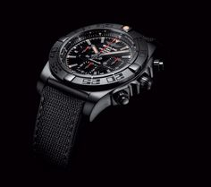 Chronomat 44 Blacksteel - Breitling - Instruments for Professionals