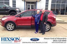 #HappyBirthday to Donald And Sandra from Felix Ortiz at Hixson Ford of Alexandria!  https://deliverymaxx.com/DealerReviews.aspx?DealerCode=UDRJ  #HappyBirthday #HixsonFordofAlexandria
