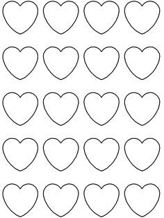 Best 11 Little hearts and big heart – Catherine Maternelle – SkillOfKing. Mothers Day Crafts, Crafts For Kids, Diy Crafts, Diy St Valentin, Printable Heart Template, Royal Icing Templates, Mickey Mouse Decorations, Sofia The First Birthday Party, Drawing Lessons For Kids