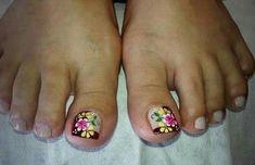 Diana, Work Nails, Pretty Toe Nails, Feet Nails, Fashion Shoes, Nail Art, Storage