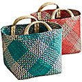 Product Details - Seagrass Totes