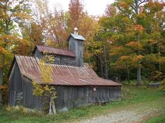 Old Barn (technically) a classic Vermont sugar shack (1) From: That's Megs, please visit
