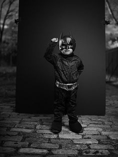 halloween, brooklyn, festival, costume, batman, Joey L, black & white, portrait, street photography, street, street studio, studio, mobil, back drop, medium format, digital, Mamiya, Leaf, 6x7