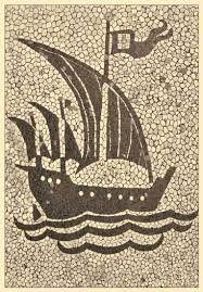 Pebble Mosaic, Stone Mosaic, Mosaic Art, Portuguese Culture, Mosaic Flowers, Black White, Stone Art, Art Decor, Modern Art