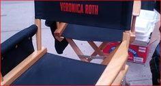 Veronica Roth comparte fotos de su día en sel set de la película  Leer Mas: http://divergentemexico.blogspot.com/#ixzz2TjHmFIrl  Follow us: @Divergente México on Twitter | DivergenteMexico on Facebook