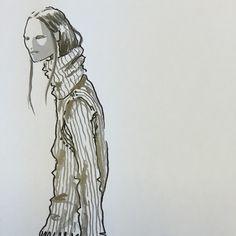 #n21 HQ #alessandrodellacqua Alessandro Dell'acqua Sketch