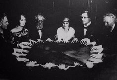 Join me in for a Seance NYC. We are Nationally recognized as best seance in NYC. Celebrity Psychic Jesse Bravo leads the Seance. Harlem Renaissance, Hp Lovecraft, The Gambler, Spirit Photography, Creepy Photography, Fritz Lang, Montage Photo, Expositions, Dieselpunk