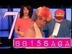 Big Brother 15:The Saga Ep.7  Holy Shit Bat man, insane clown posse funny Yall: