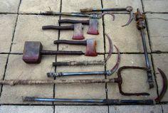slaughterhouse large tools by twisteduk.