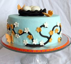 i want to make this but put an owl on top!!!