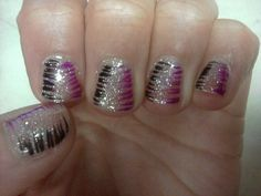 my nails, can't take credit for these though