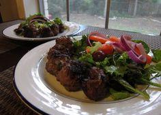 ThreeDietsOneDinner - Paleo Recipes to fit every diet: HATCH CHILE MEATBALLS