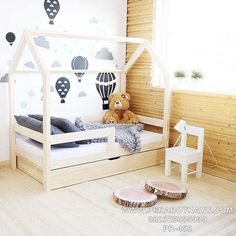 Under the bed Storage ONLY Compatible with HB housebed.