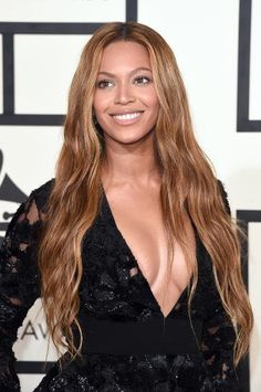 Beyoncé's Best Grammy Beauty Looks | Beyoncé at the 57th Annual Grammy Awards