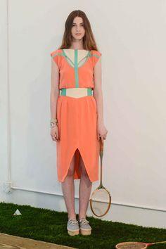 Lauren Moffatt's Backyard Party Inspires Fun For Fashion Week