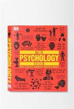 UrbanOutfitters.com > The Psychology Book By Dorling Kindersley Publishing Staff