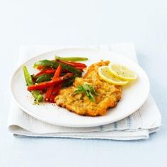 chicken milanese veal scallopini milanese chicken milanese with spring ...