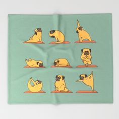 Our seriously soft throw blankets are available in three sizes and feature…