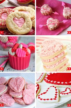 6 adorable Valentine's Day treats that anyone can make! #valentinesday #recipes