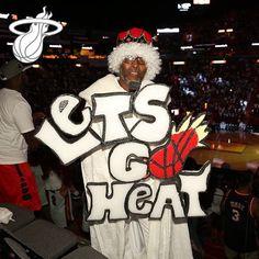Let's Go Heat