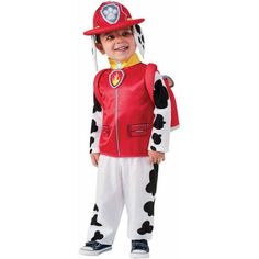 Marshall Toddler Halloween Costume Fotos Escolares be99077cdf1