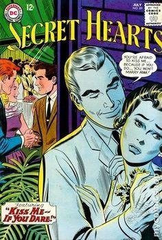 Secret Hearts (1949) #89 GD/VG