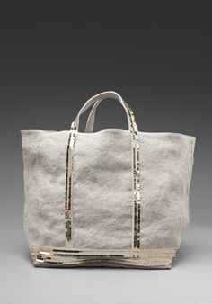 Vanessa Bruno sequin tote: the must-have bag for the summer!