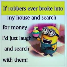 Funny minions quote image 03