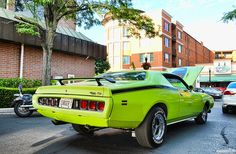 1971 Dodge Charger R/T by Chad Horwedel, via Flickr