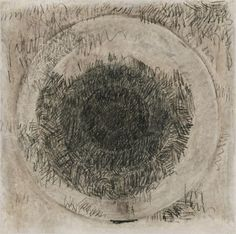 Jasper Johns (American, b. Target, Conte crayon on paper. Andrew Saul / © Jasper Johns/Licensed by VAGA, New York, NY Jasper Johns, Abstract Expressionism, Abstract Art, Abstract Paintings, Pop Art, New Architecture, Arte Pop, Art Institute Of Chicago, Mark Making