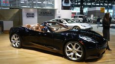 Fisker Sunset and Karma at Chicago Auto Show Photo Gallery - Autoblog